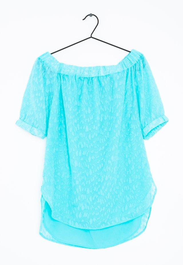 Blusa - blue