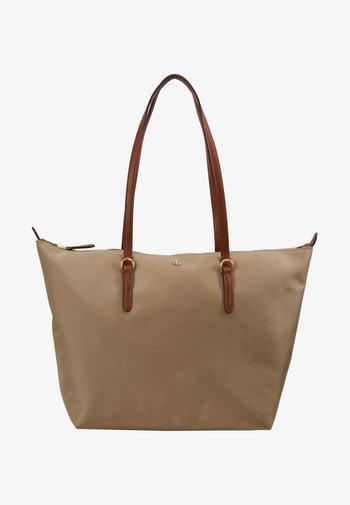 KEATON TOTE-SMALL - Handbag - clay