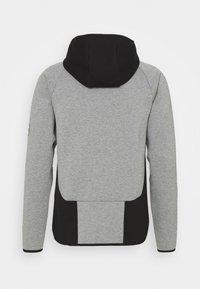 Puma - DIME JACKET - Training jacket - medium gray heather/black - 1