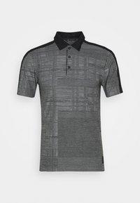 adidas Golf - ADICROSS SHORT SLEEVE - Polotričko - black - 4