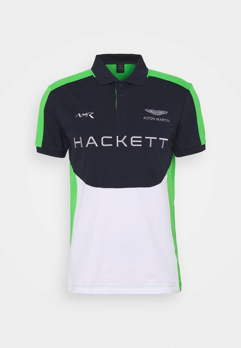 Hackett Aston Martin Racing - Polo - navy/white