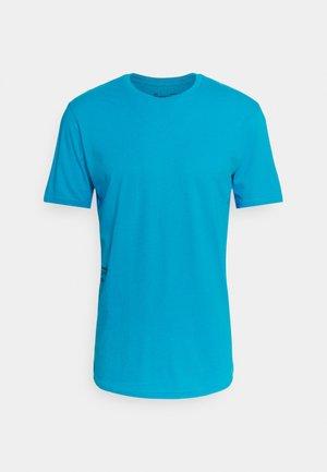 UTILITY SYMBOL - Print T-shirt - blue