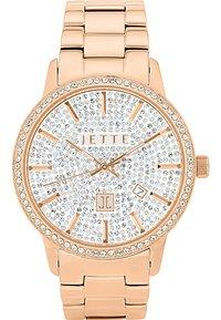 JETTE - REFLECTION - Watch - roségold - 0