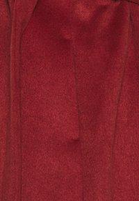 GAP Maternity - WRAP COAT - Abrigo - red - 2
