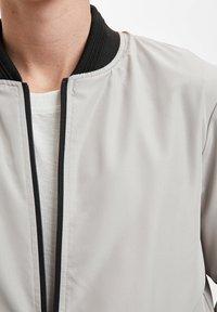DeFacto - Light jacket - grey - 4