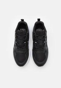 ARKK Copenhagen - QUANTM UNISEX - Trainers - black/white - 3