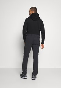 Norrøna - FALKETIND FLEX PANTS - Trousers - black - 2