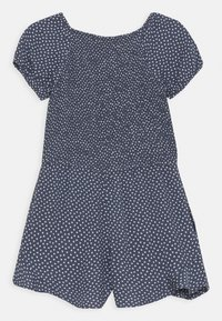 Abercrombie & Fitch - SMOCKED ROMPER - Overal - blue - 1