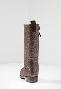 Bisgaard - HIGH - Zimní obuv - brown - 4