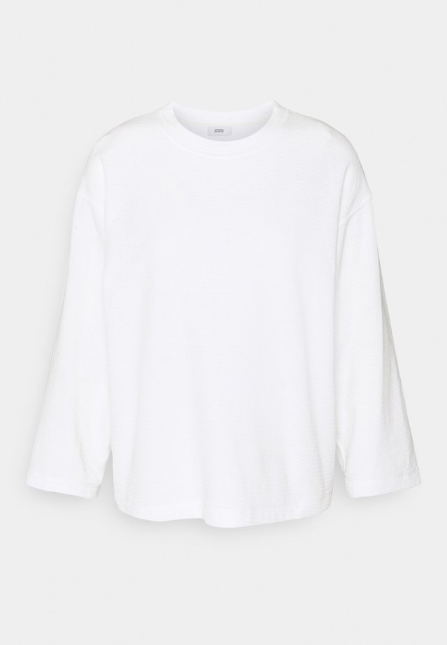 WOMENS TOP - Sweter - ivory