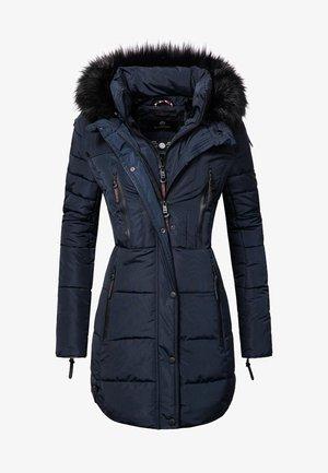 MOONSHINE - Winter coat - blue