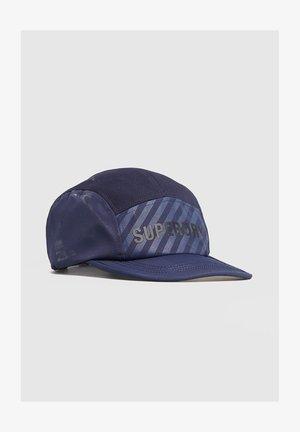 Cap - zinc blue