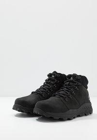 Timberland - BROOKLYN HIKER - High-top trainers - black - 2