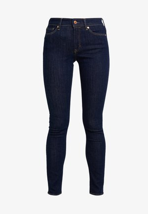 JUNO HIGH - Jeansy Slim Fit - myla rinse