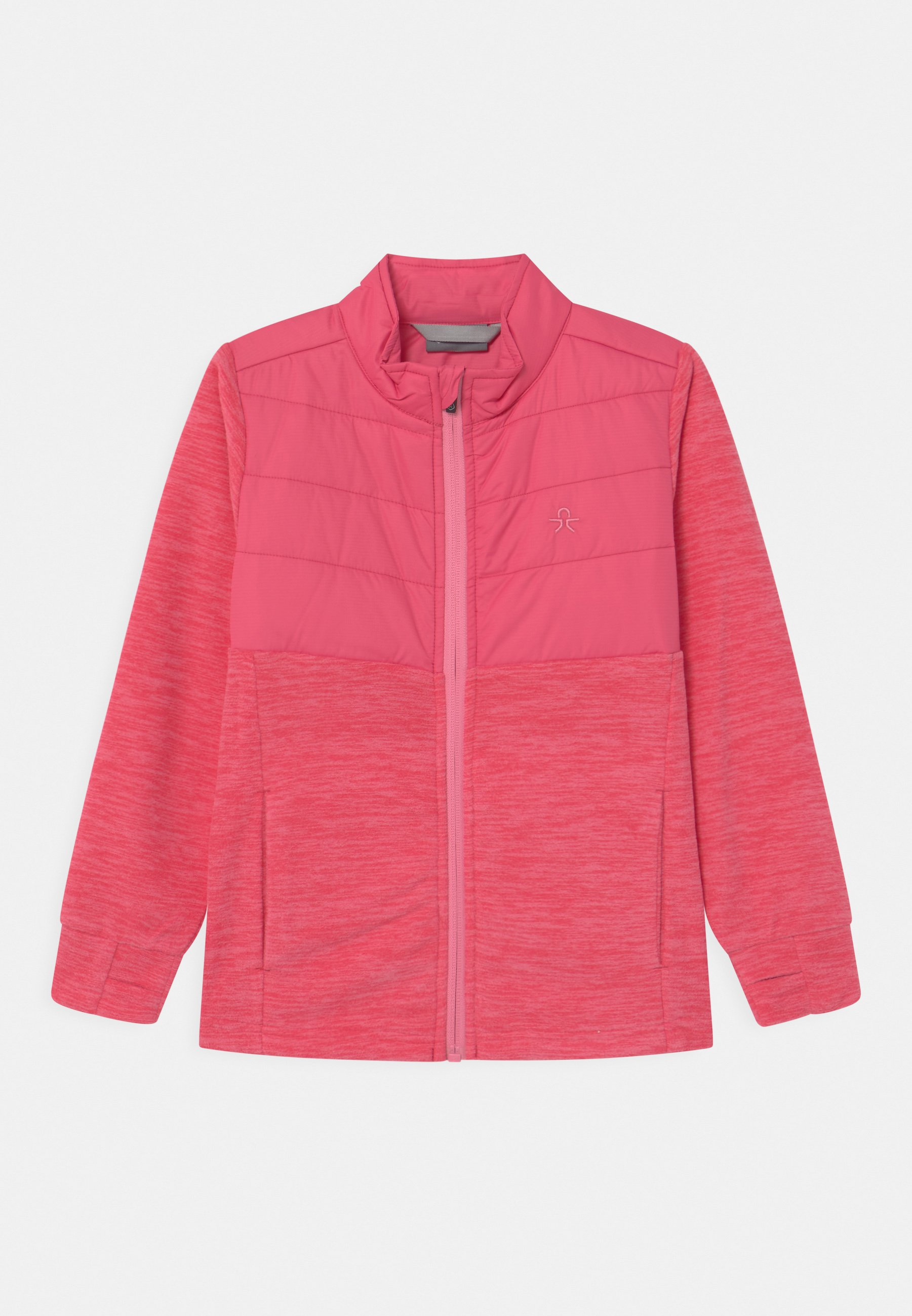 Kids SOLID EFFECT - Fleece jacket