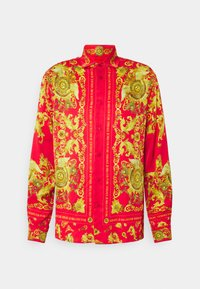 Versace Jeans Couture - PANEL GOLD BAROQUE  - Shirt - red - 0