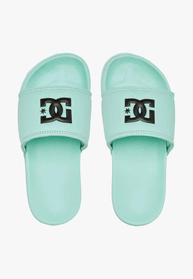 DC Shoes - Badslippers - mint