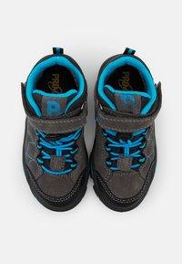 Primigi - Lace-up ankle boots - grey/blue - 3