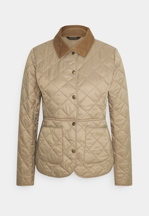 DEVERON QUILT - Light jacket - trench