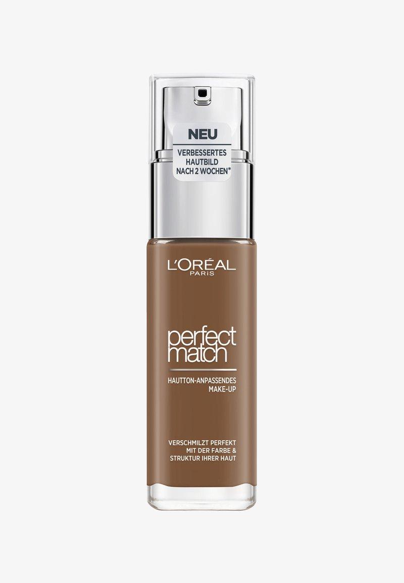 L'Oréal Paris - PERFECT MATCH MAKE-UP - Foundation - 10.5.n coffee