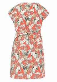 Paprika - Day dress - red - 5