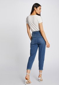 Morgan - Print T-shirt - off-white - 2