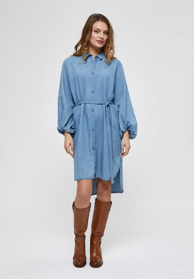 NORE  - Denim dress - light blue wash