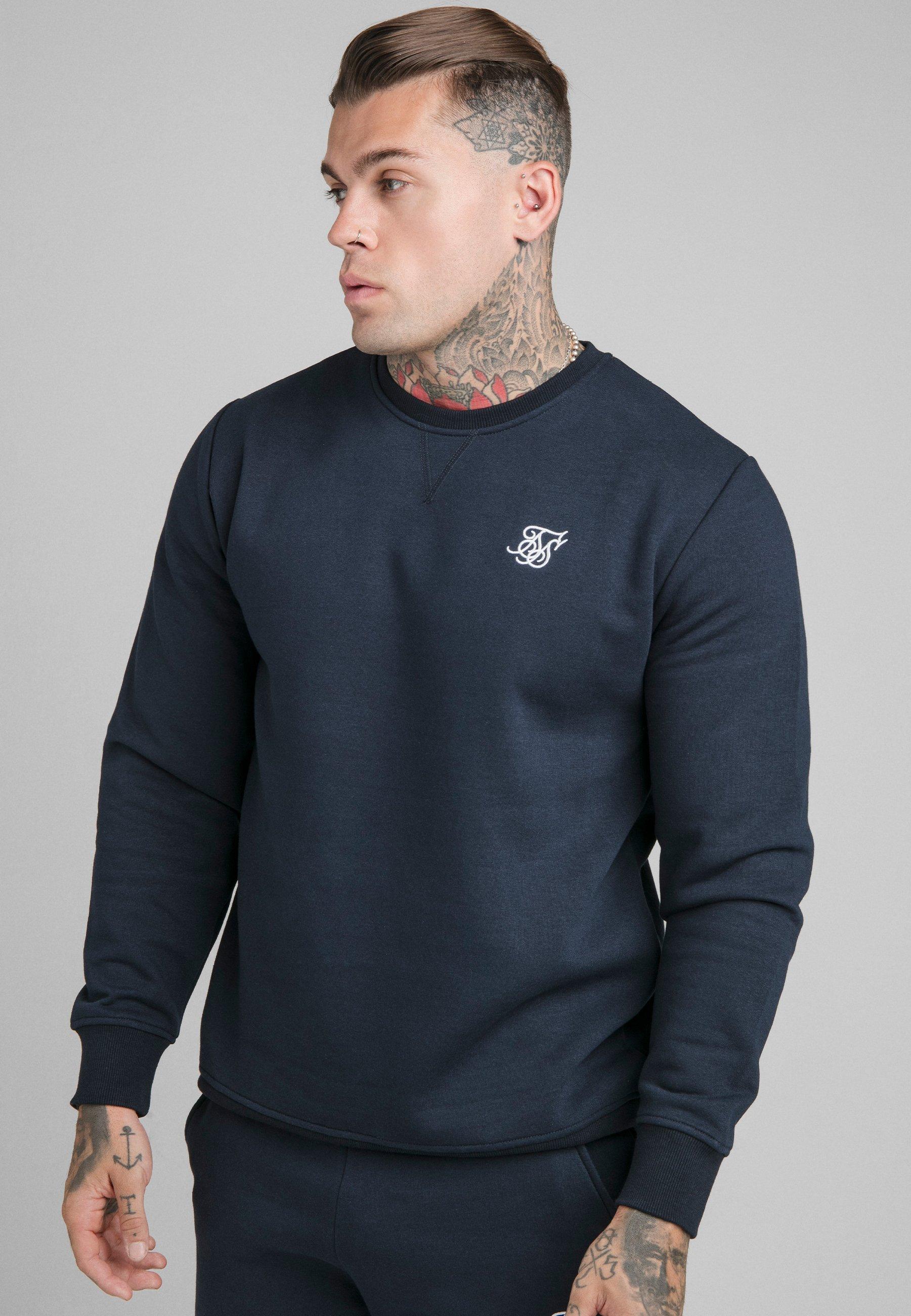 Homme SIKSILK CREW - Sweatshirt