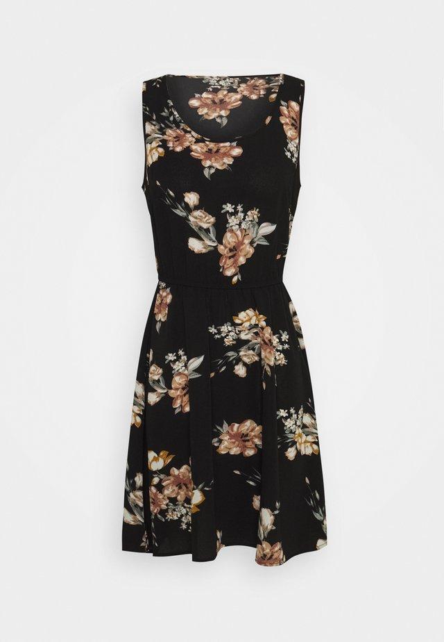 ONLNOVA LUX SARA DRESS - Vestido informal - black