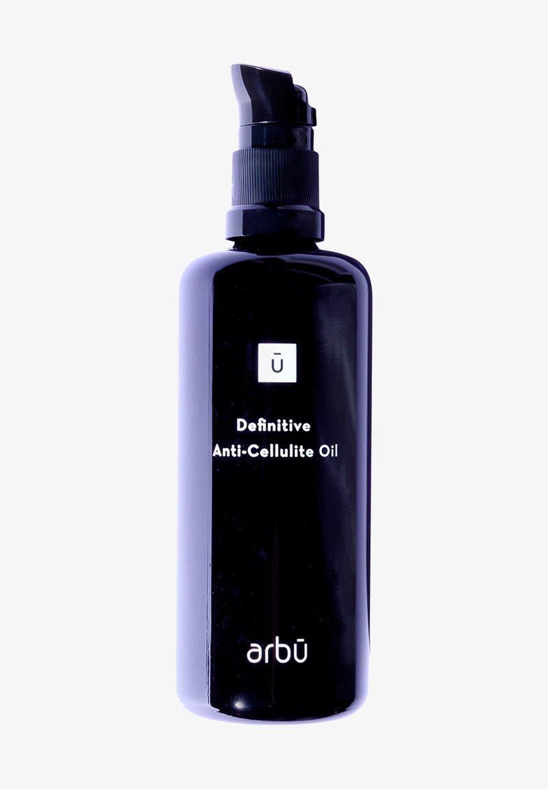 arbū - BODY OIL SHAPE DEFINITIVE ANTI-CELLULITE ORGANIC OIL - Body oil - -