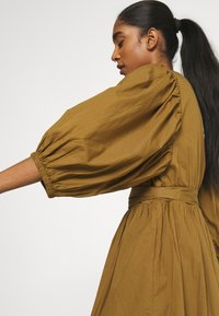 YAS - YASERMI DRESS - Day dress - butternut - 4