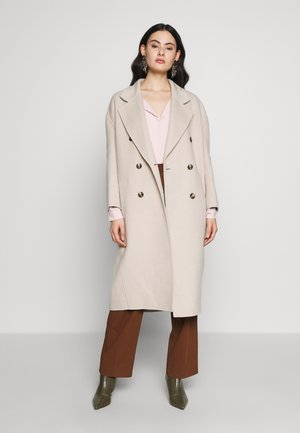DADOULOVE - Classic coat - greige