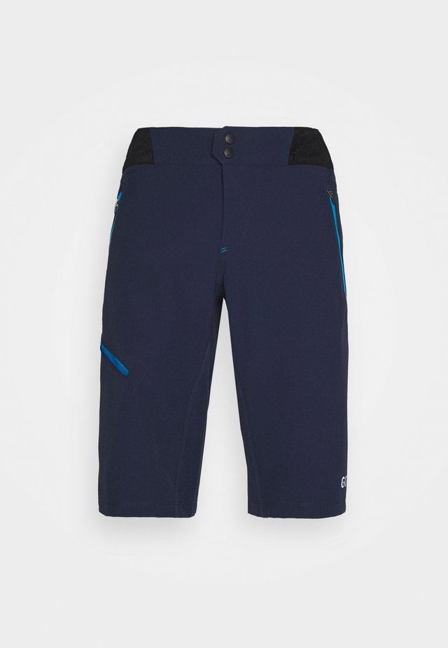 Shorts outdoor - orbit blue