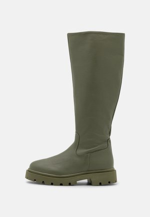 SLFEMMA HIGH SHAFTED BOOT  - Platform boots - kalamata