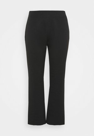 VALUE JOGGER - Verryttelyhousut - black