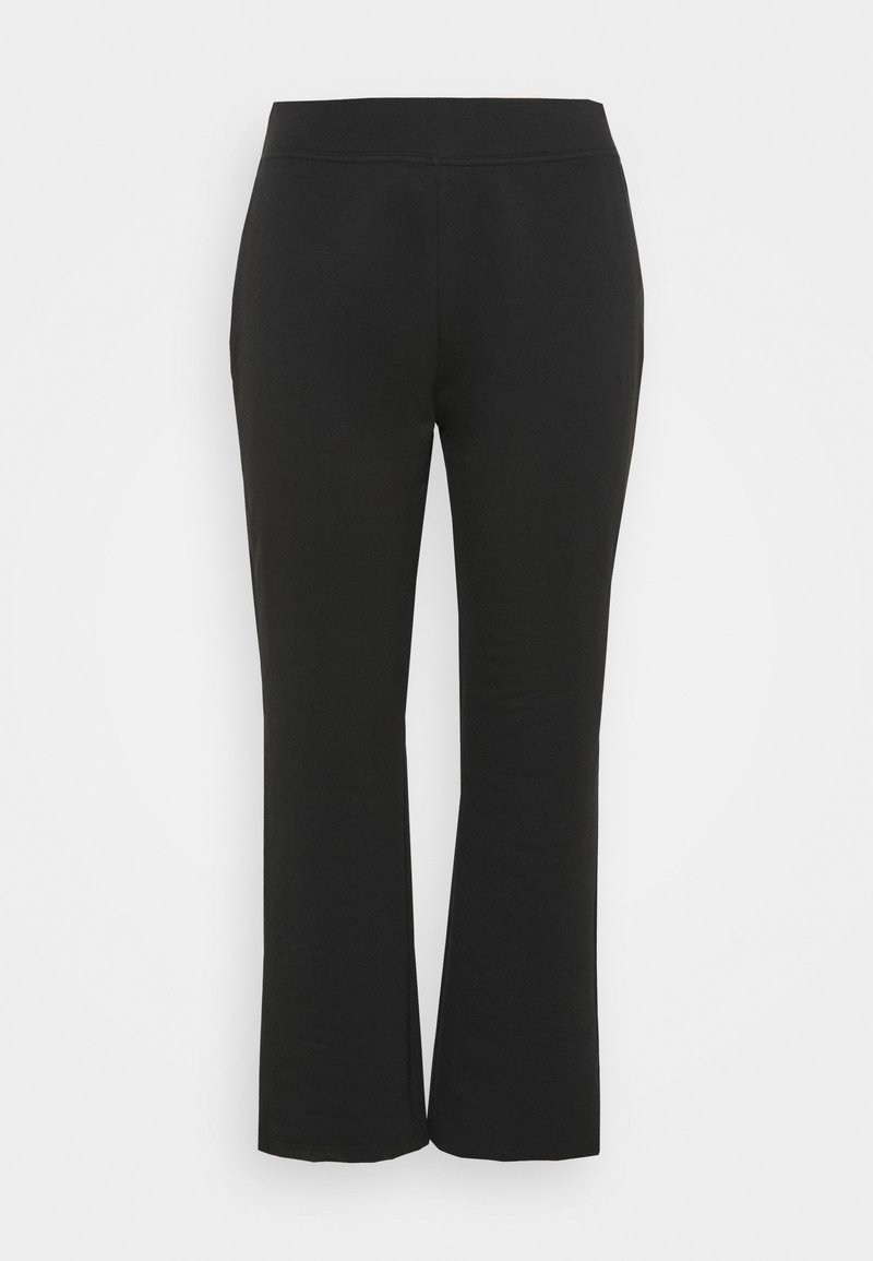 CAPSULE by Simply Be - VALUE JOGGER - Tracksuit bottoms - black