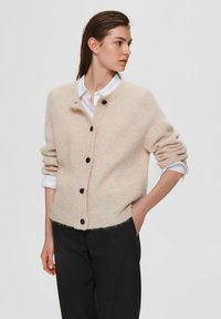 Selected Femme - SLFLULU - Cardigan - birch - 0