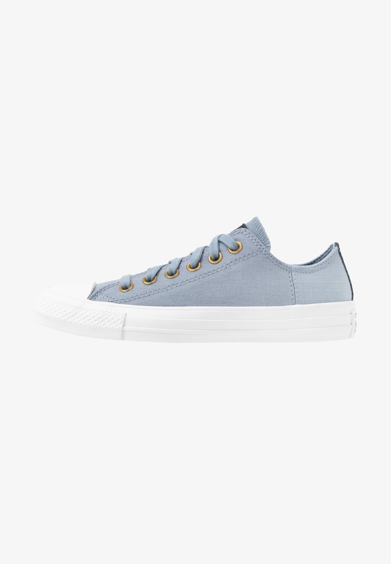 Converse - CHUCK TAYLOR ALL STAR - Trainers - blue slate/obsidian/white