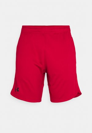 TRAINING SHORTS - Short de sport - red