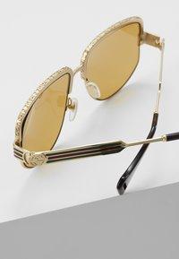 Gucci - Sunglasses - gold-coloured/yellow - 4