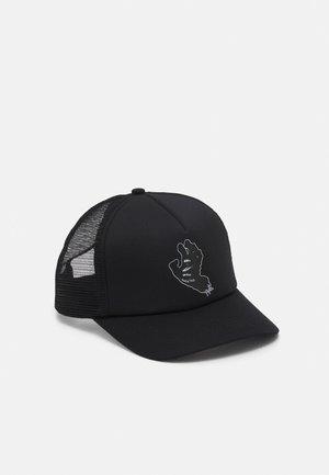 CONTRA HAND UNISEX - Keps - black
