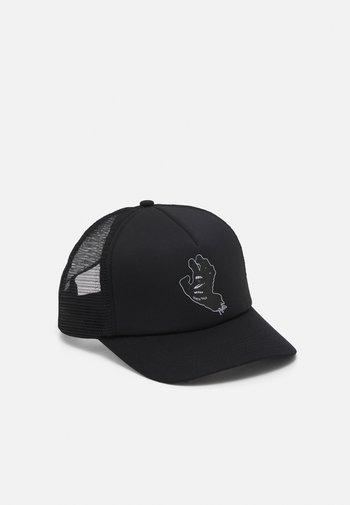 CONTRA HAND UNISEX - Cap - black