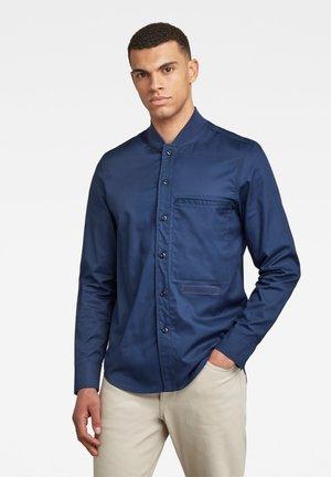 BOMBER COLLAR REGULAR - Overhemd - imperial blue