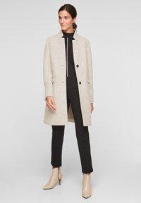 s.Oliver BLACK LABEL - Classic coat - beige - 1