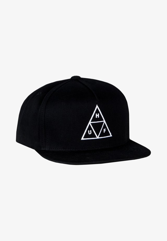 CAP ESSENTIALS TT SNAPBACK - Cap - black
