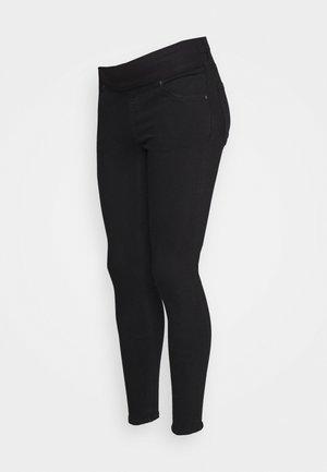 JAMIE CLEAN  - Skinny džíny - black