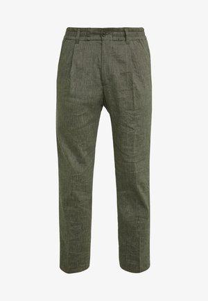 CHASY - Pantalon classique - oliv