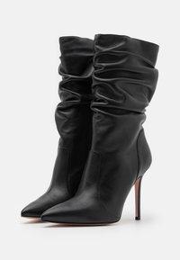 Liu Jo Jeans - MARILYN - Botas de tacón - black - 1