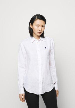 PIECE DYE - Košile - white