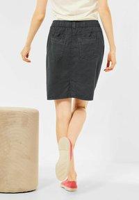 Cecil - Mini skirt - grau - 2